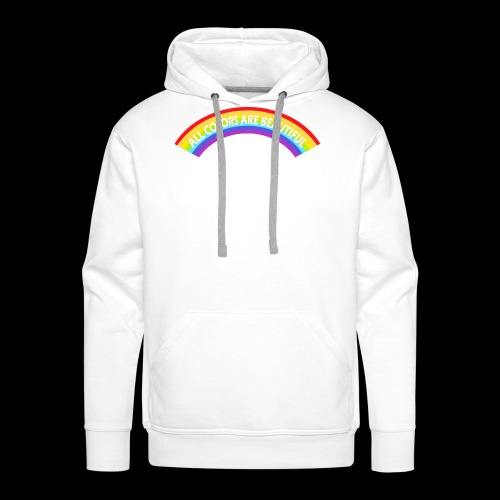 All colors are beatiful - Männer Premium Hoodie