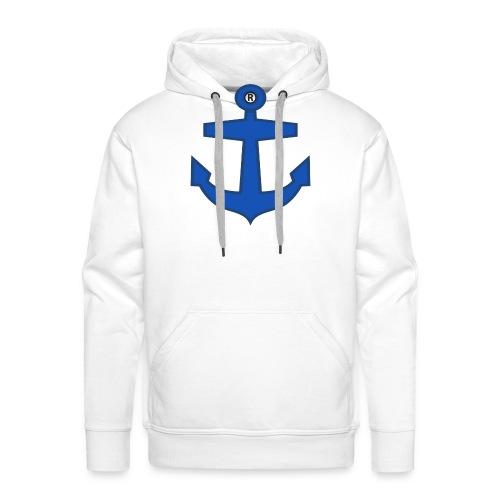 BLUE ANCHOR CLOTHES - Men's Premium Hoodie