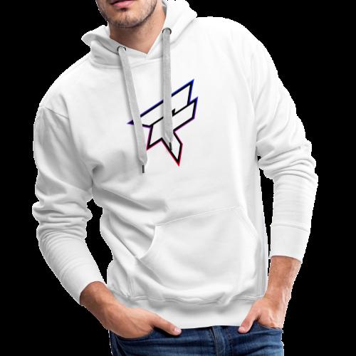 Pozyh Logo - Männer Premium Hoodie