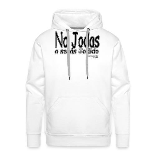 joder - Sudadera con capucha premium para hombre