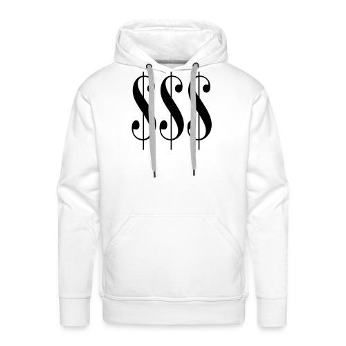 Dollar - Männer Premium Hoodie