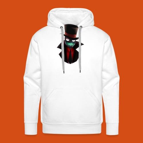 the blackhat - Mannen Premium hoodie
