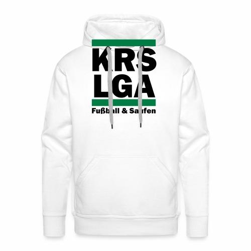 Das original Kreisliga Shirt KRSLGA - Männer Premium Hoodie