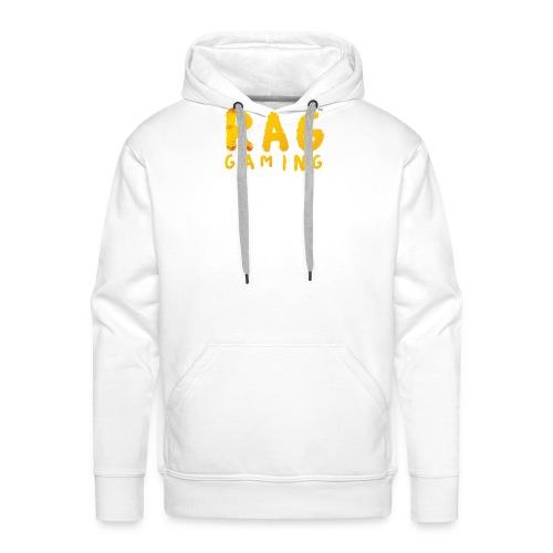 RaG Gaming™ big logo - Premium hettegenser for menn