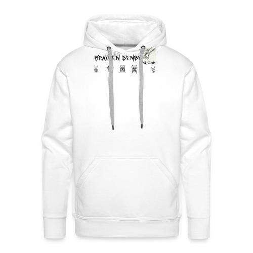 brayden denby exclusive merch - Men's Premium Hoodie