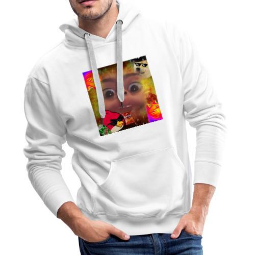 GEKKESHIT - Mannen Premium hoodie