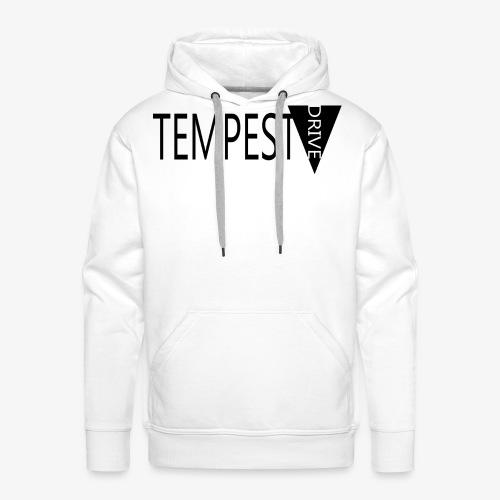Tempest Drive: Full Logo - Herre Premium hættetrøje