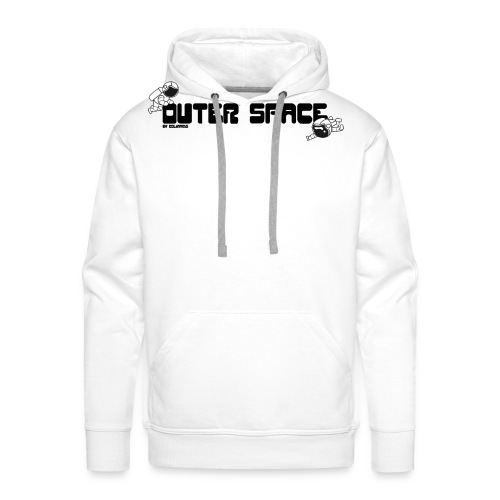 Outer Space - Männer Premium Hoodie