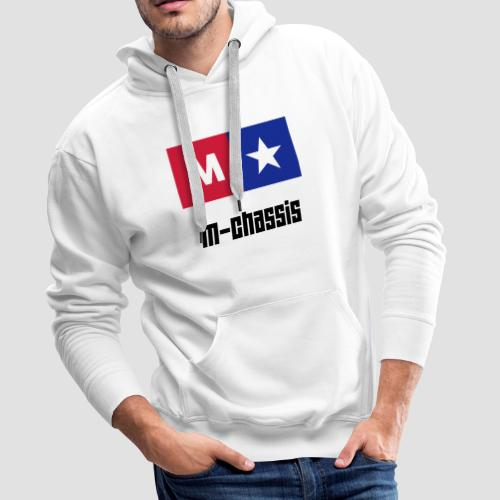 M-CHASSIS - Männer Premium Hoodie