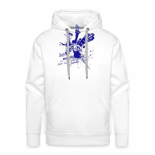 blue - Männer Premium Hoodie