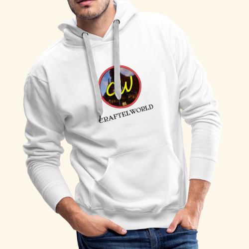 CraftelWorld - Mannen Premium hoodie