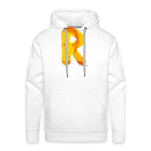 RaG Gaming™ small logo - Premium hettegenser for menn