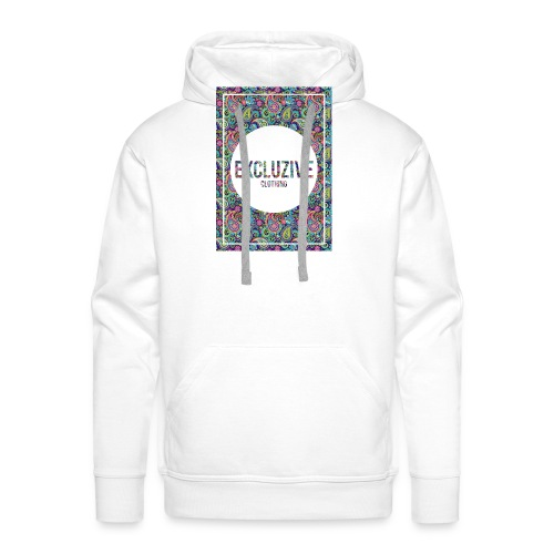 Colour_Design Excluzive - Men's Premium Hoodie