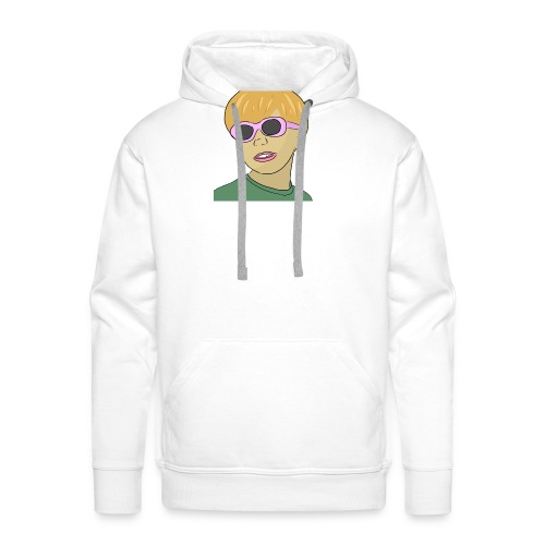 NickDeMalse kleding - Mannen Premium hoodie