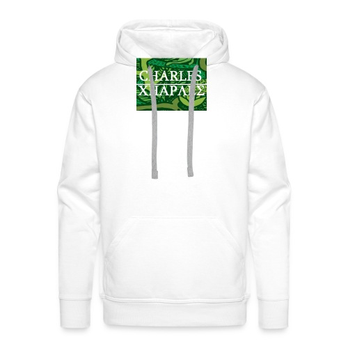 CHARLES CHARLES JUNGLE PRINT - LIMITED EDITION - Men's Premium Hoodie