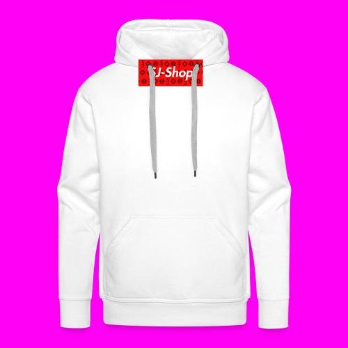 SJ-Shop [STYLE1] - Männer Premium Hoodie