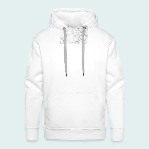 pull marbré - Sweat-shirt à capuche Premium pour hommes