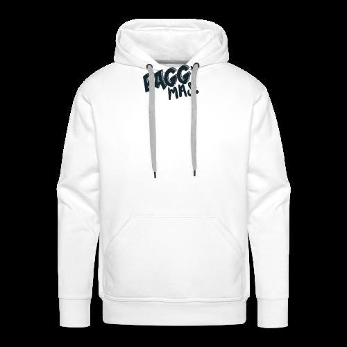 Bagg Mas! Bayerisches Sprichwort Floskel - Männer Premium Hoodie
