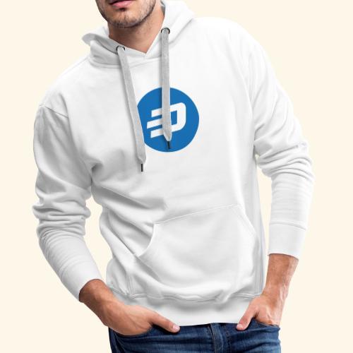 Dash Logo 2 - Männer Premium Hoodie