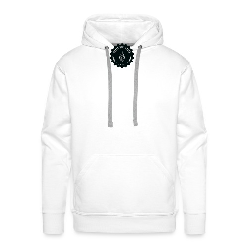 Logo(transparent) - Männer Premium Hoodie
