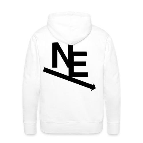 NE Classic - Premium hettegenser for menn