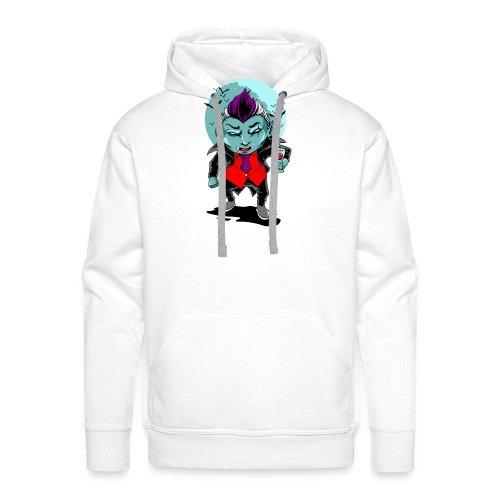 BLOOD HUNTER - Männer Premium Hoodie