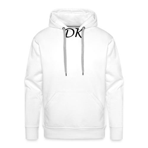 DK - Mannen Premium hoodie