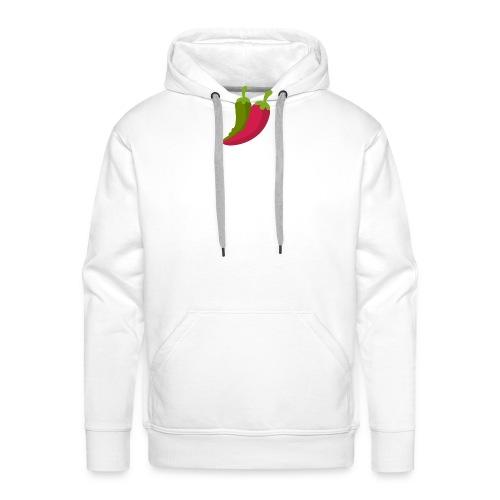 FOOD pimientos - Männer Premium Hoodie