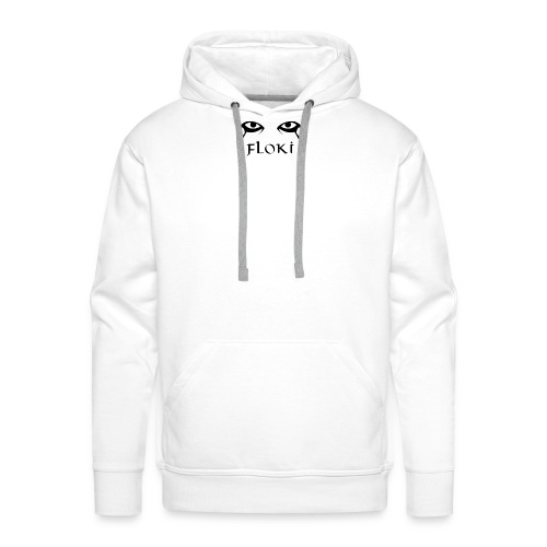 Floki HD - Sudadera con capucha premium para hombre