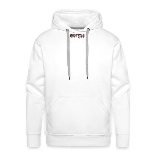 Option Up! - Sweat-shirt à capuche Premium pour hommes