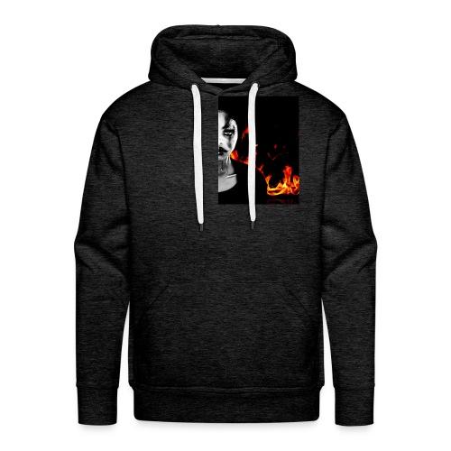Burn - Men's Premium Hoodie