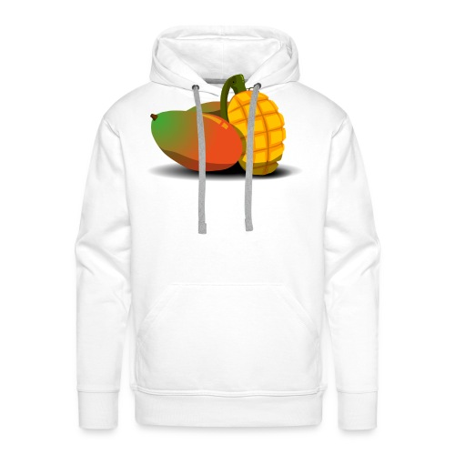 Explosive mango - Männer Premium Hoodie