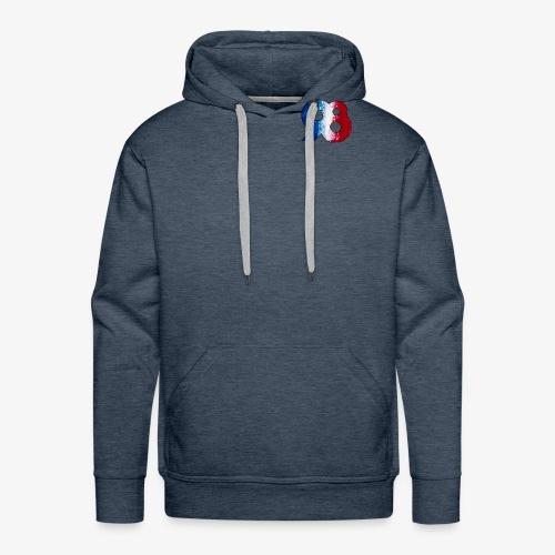 1998 - Sweat-shirt à capuche Premium pour hommes