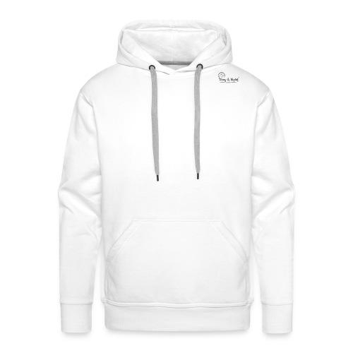 Tenny & Higntf - Sudadera con capucha premium para hombre