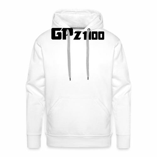 GPz 1100 Black - Männer Premium Hoodie