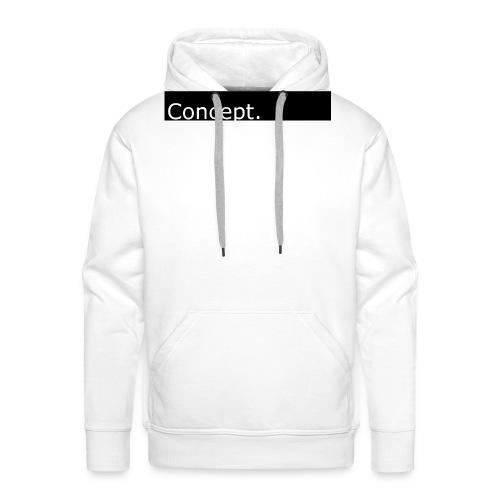 LineC - Männer Premium Hoodie