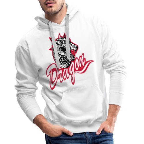 Drache - Männer Premium Hoodie
