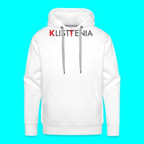 KLALISTENIA - Sudadera con capucha premium para hombre