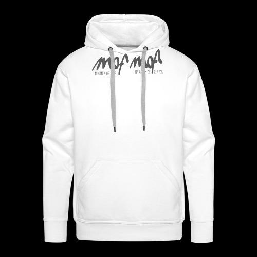 mof mof - Männer Premium Hoodie