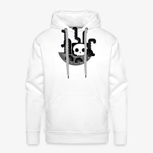 Cat octopus | Monster cat Github | Css | Web - Men's Premium Hoodie