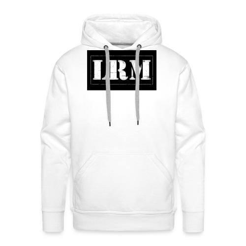 Logo LRM 2014 - Sweat-shirt à capuche Premium pour hommes