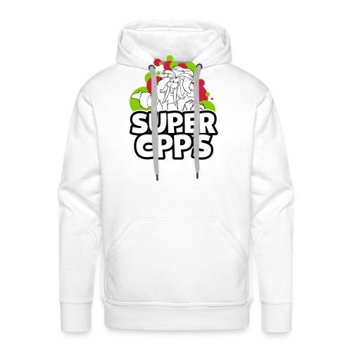 Santa Walrus SuperCPPS - Sudadera con capucha premium para hombre