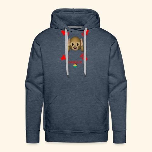 ON ENTEND PAS LES RAJEUX NOUS - Sweat-shirt à capuche Premium pour hommes