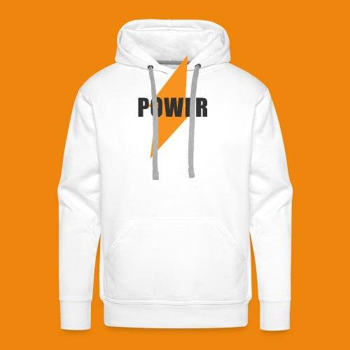 POWER - Männer Premium Hoodie