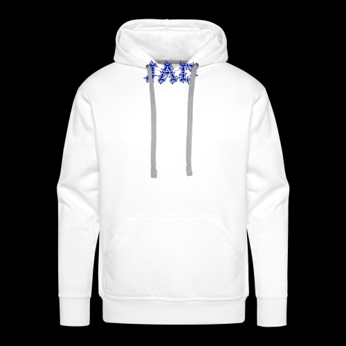 JAD / ELECTRIC BLUE - Men's Premium Hoodie