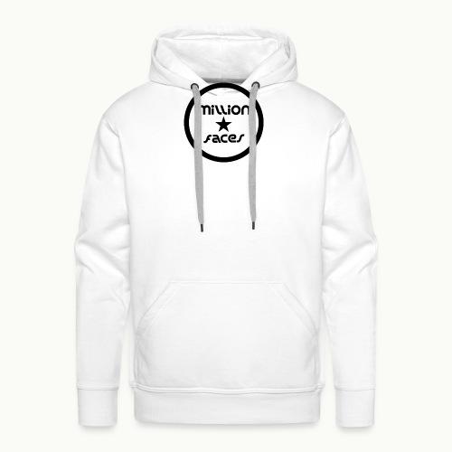 xxmillionfacesxx - Männer Premium Hoodie