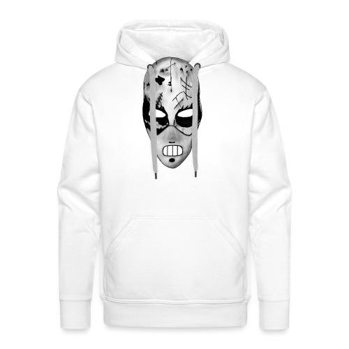 Masken Rohling_bearbeitet - Männer Premium Hoodie