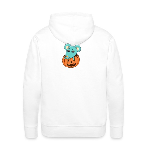 Halloween - Herre Premium hættetrøje