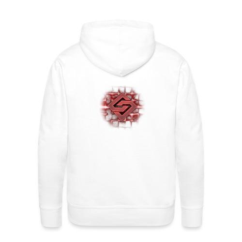 test 00000 - Sweat-shirt à capuche Premium pour hommes