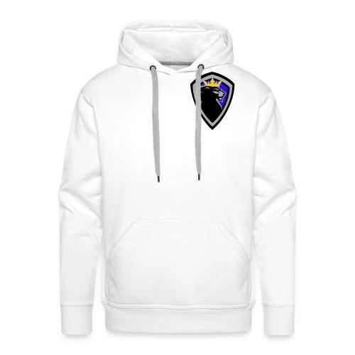 kings logo - Männer Premium Hoodie